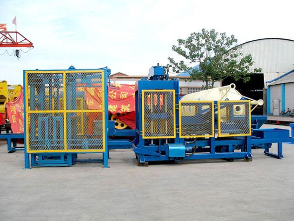 QT10-15 QT4-25 concrete block machine