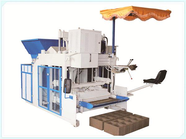 QT3-15 concrete block machine for sale