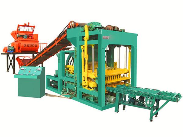 QT4-25 concrete block making machine for sale