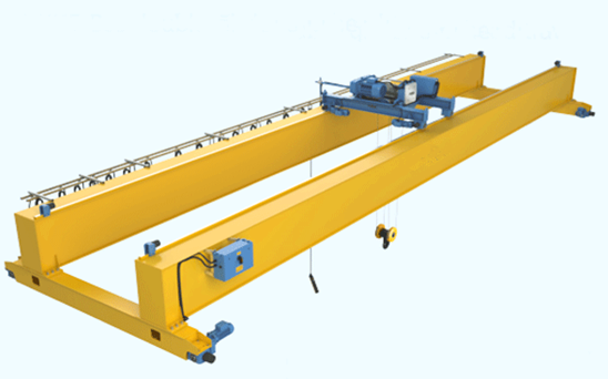 10 ton overhead cranes are supplied here.