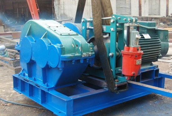 8 Ton Electric Winch Supplier