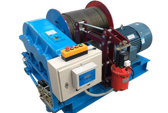 8 Ton Winch for Sale
