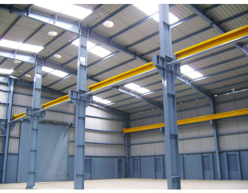 Steel Structures Manufacturer