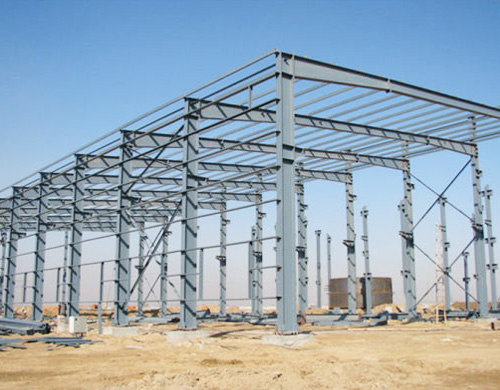 China Steel Structure for Sale